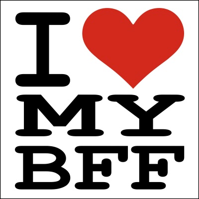 Your Bff May Not Be Who You Think It Is on I Love You Coloring Pages